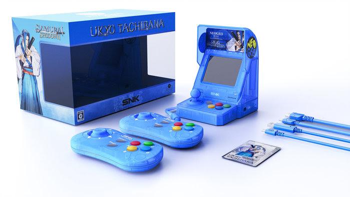Neo Geo mini Tachibana