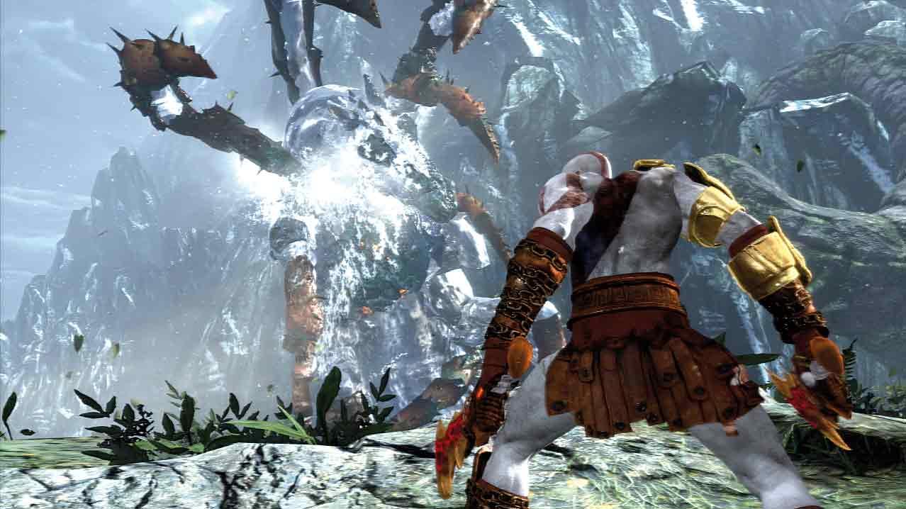 La review m s salvaje de god of war iii hobbyconsolas juegos for God of war 3 jardines superiores