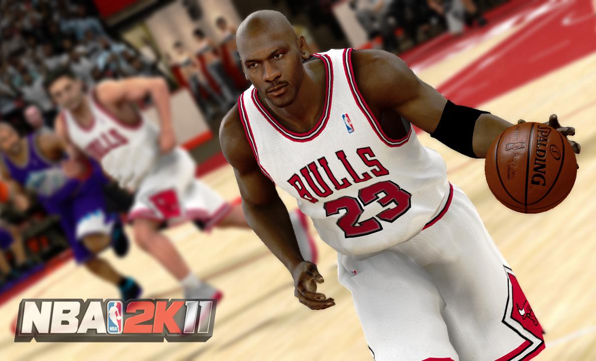 Resultado de imagen de michael jordan videojuego