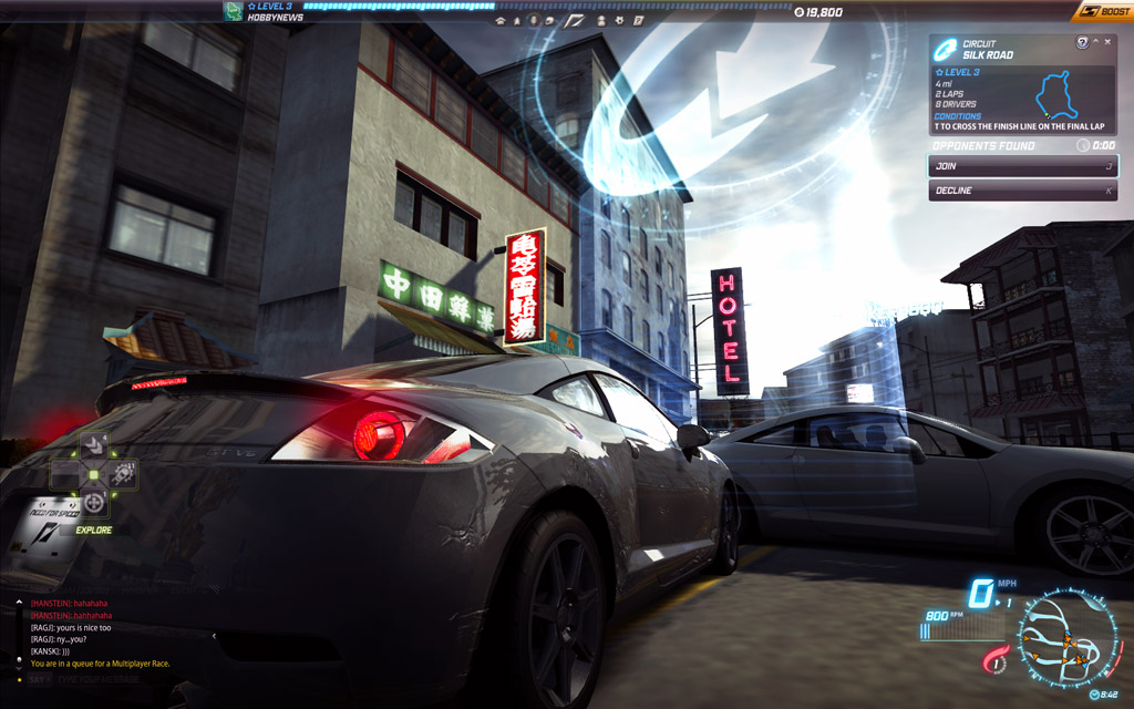 need for speed world de