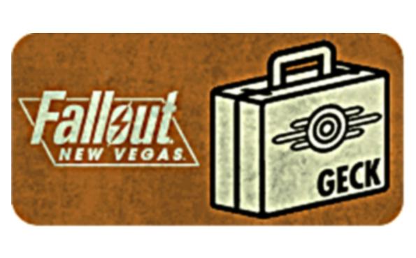Fallout new vegas editor