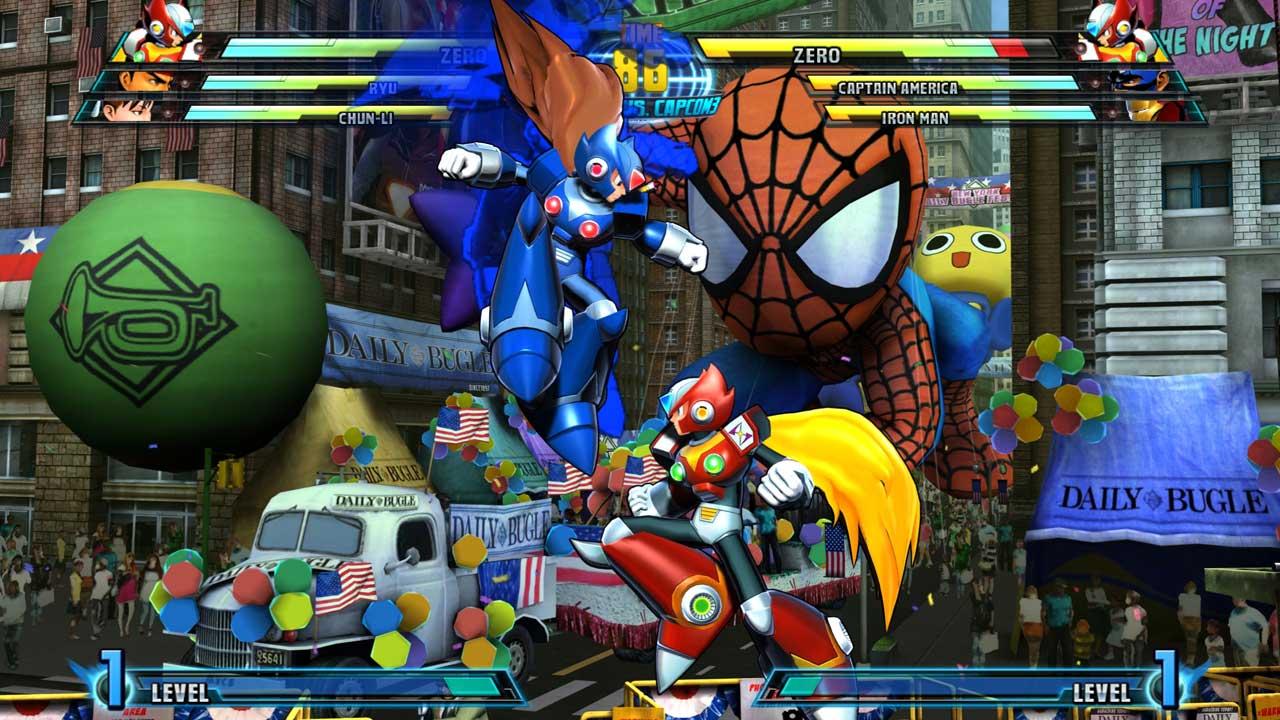 Marvel Vs Capcom 3 Ya Est 225 Aqu 237 Hobbyconsolas Juegos
