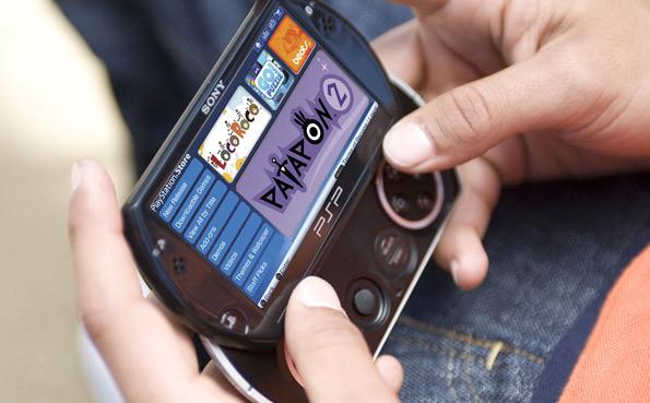 ¿Sony deja de fabricar PSP Go?