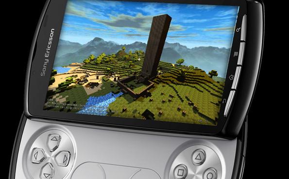 minecraft s243lo en xperia play hobbyconsolas juegos