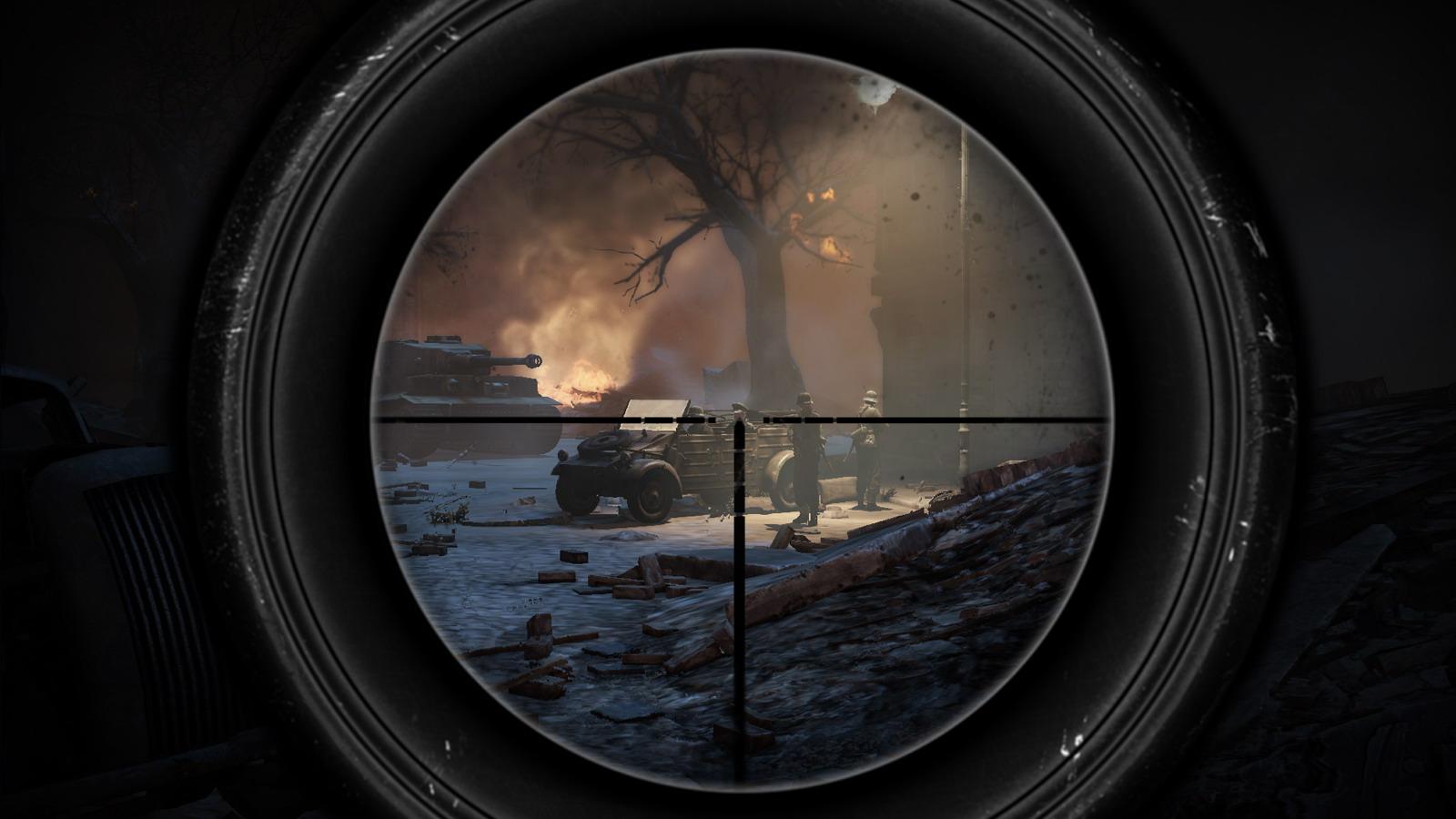 meet the sniper v2 en