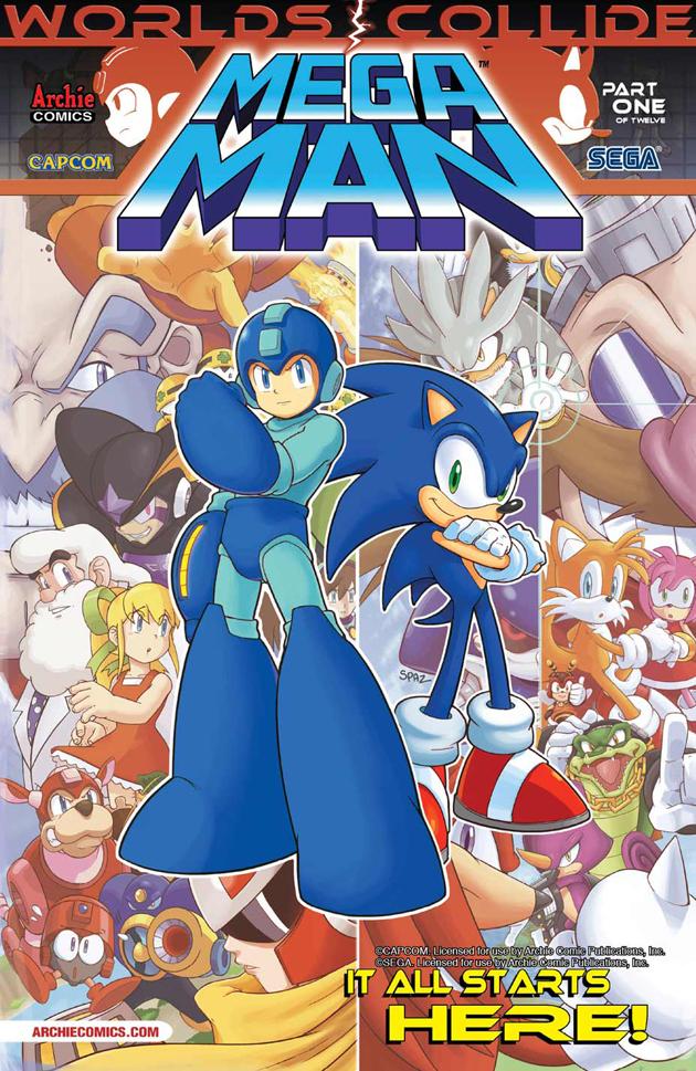 Las portadas de megaman sonic worlds collide for Megaman 9 portada