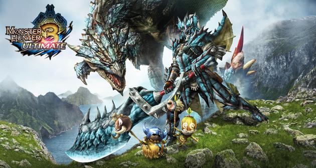 Análisis de monster hunter ultimate hobbyconsolas juegos