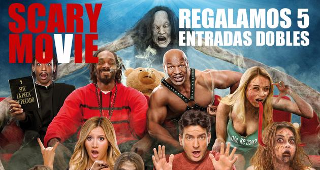 Concurso Scary Movie 5 Hobbyconsolas Entretenimiento