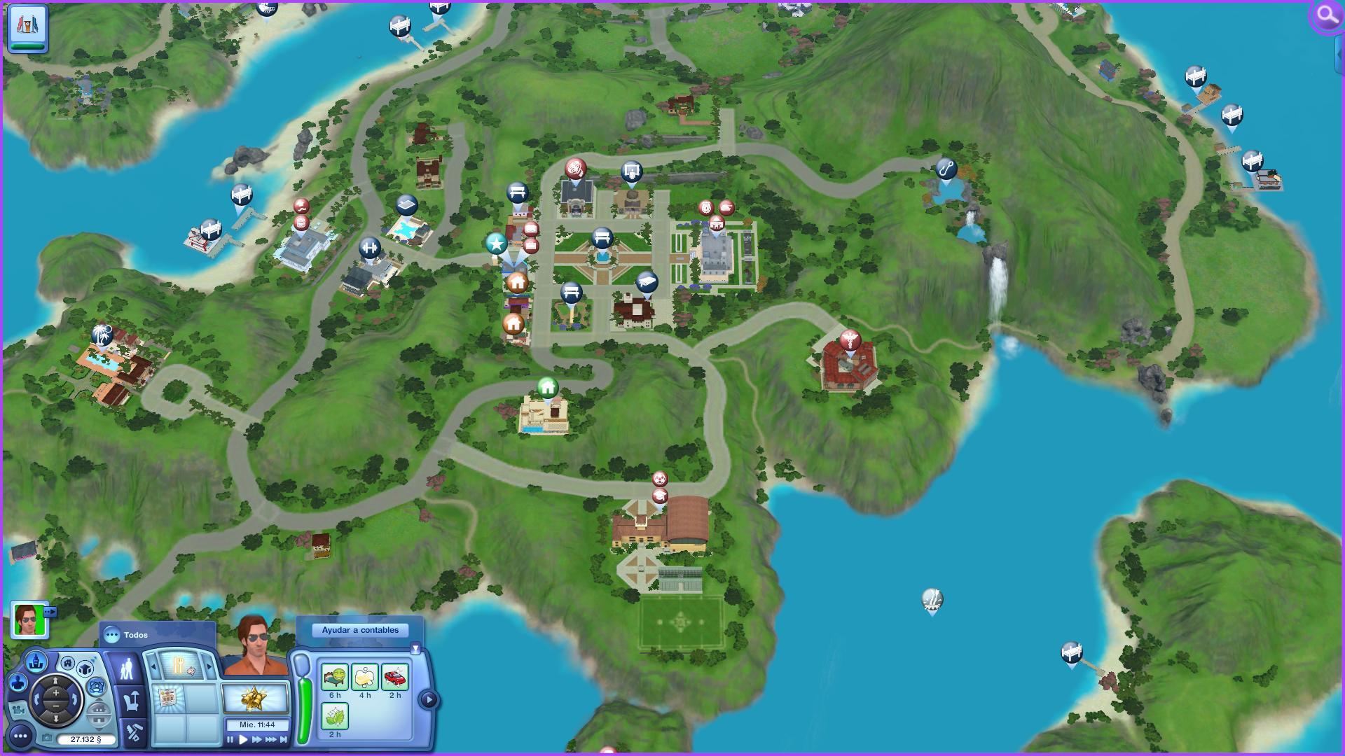 Avance de los sims 3 aventura en la isla hobbyconsolas - Juegos de construir tu isla ...