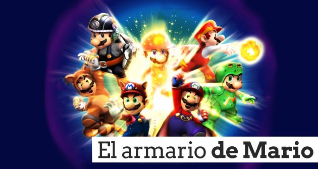 El Armario De Mario Los 12 Trajes Del H 233 Roe