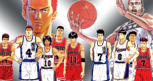 Manga Las Mejores Series De Baloncesto Hobbyconsolas Entretenimiento