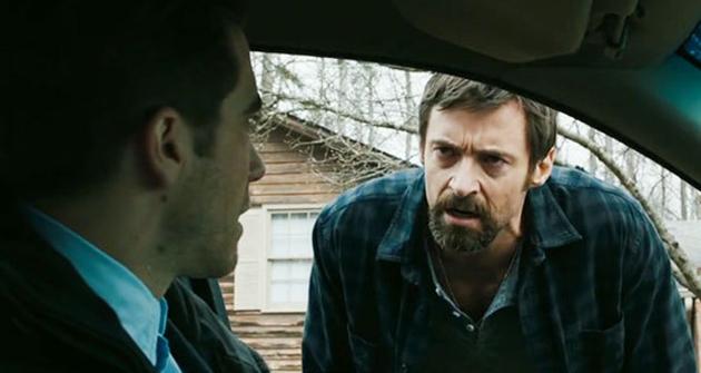 Hugh Jackman y Jake Gyllenhal en Prisoners