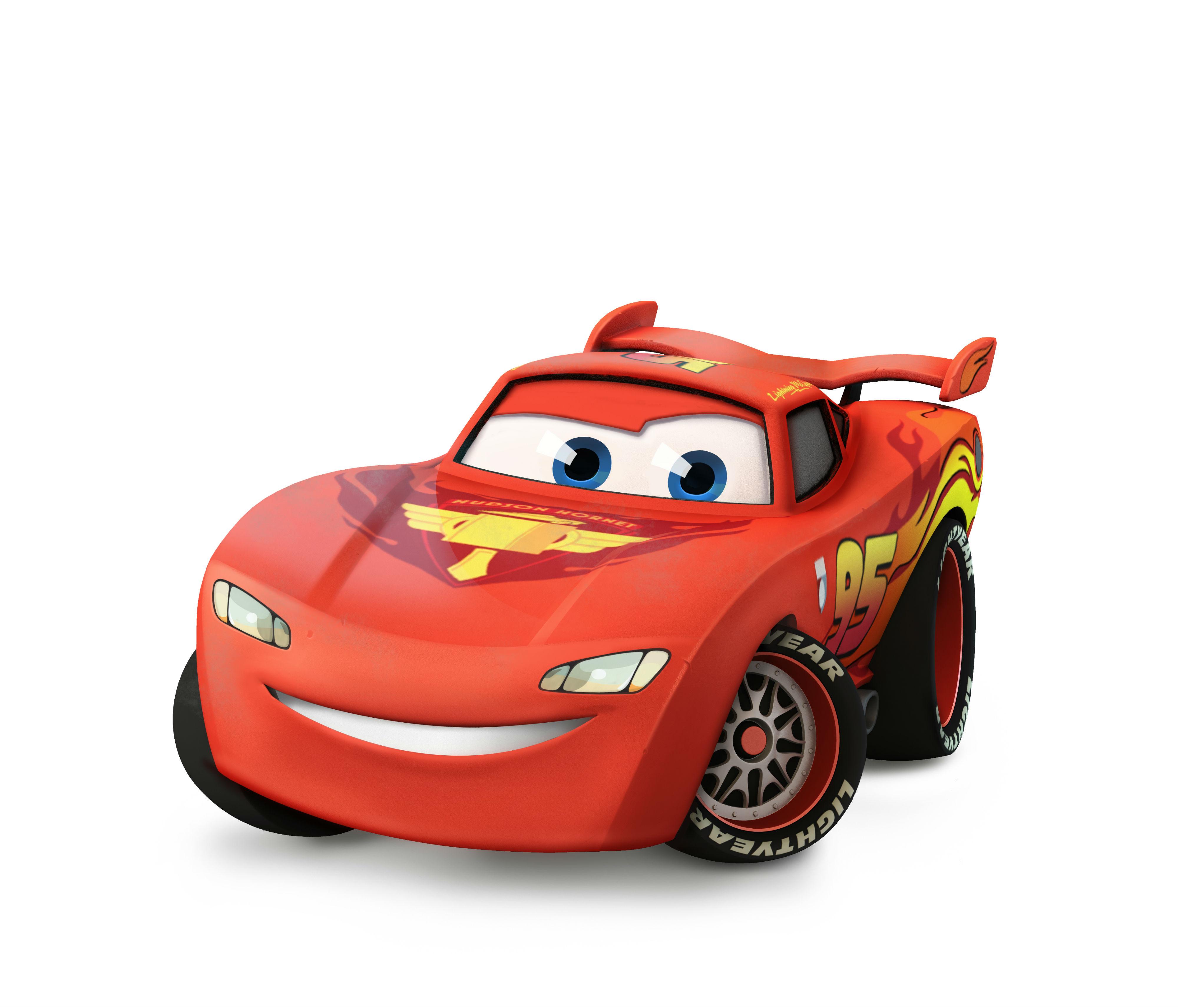 Cars en Disney Infin
