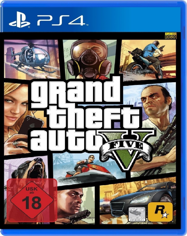 Gta V Camino De Playstation 4 Y Pc Segun Amazon Hobbyconsolas Juegos