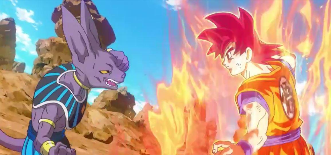 Crítica de Dragon Ball Z: Battle of Gods - HobbyConsolas Entretenimiento