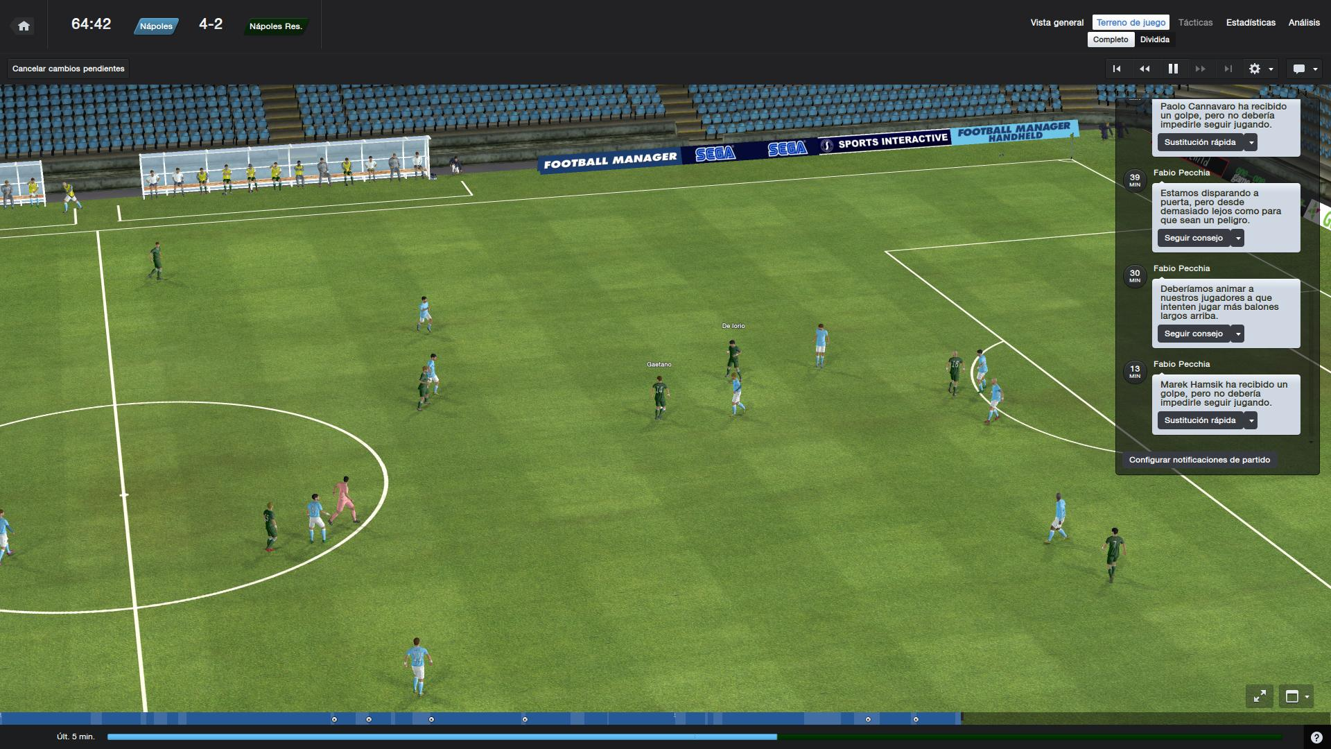 Analisis De Football Manager 2014 Hobbyconsolas Juegos