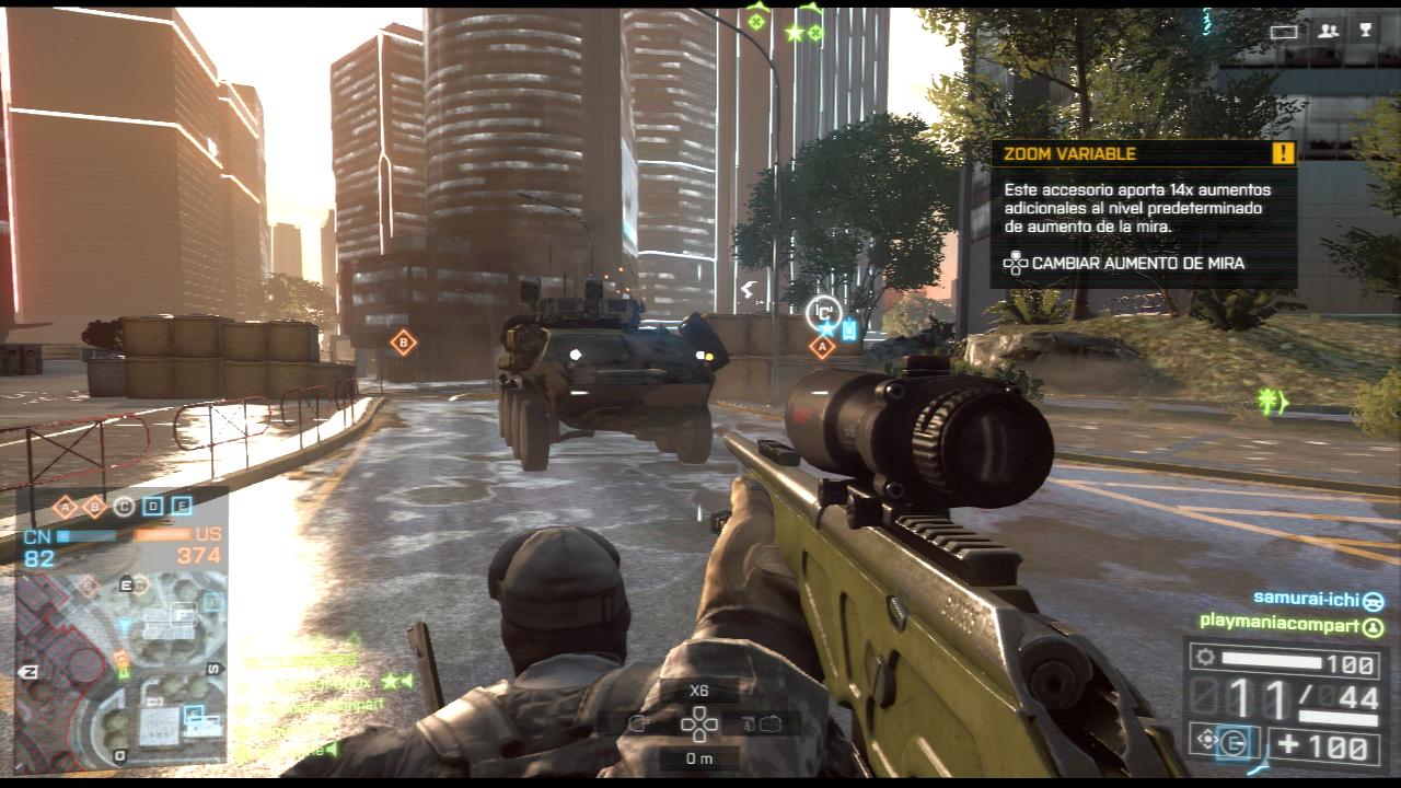 Analisis De Battlefield 4 En Ps3 Y Xbox 360 Hobbyconsolas Juegos