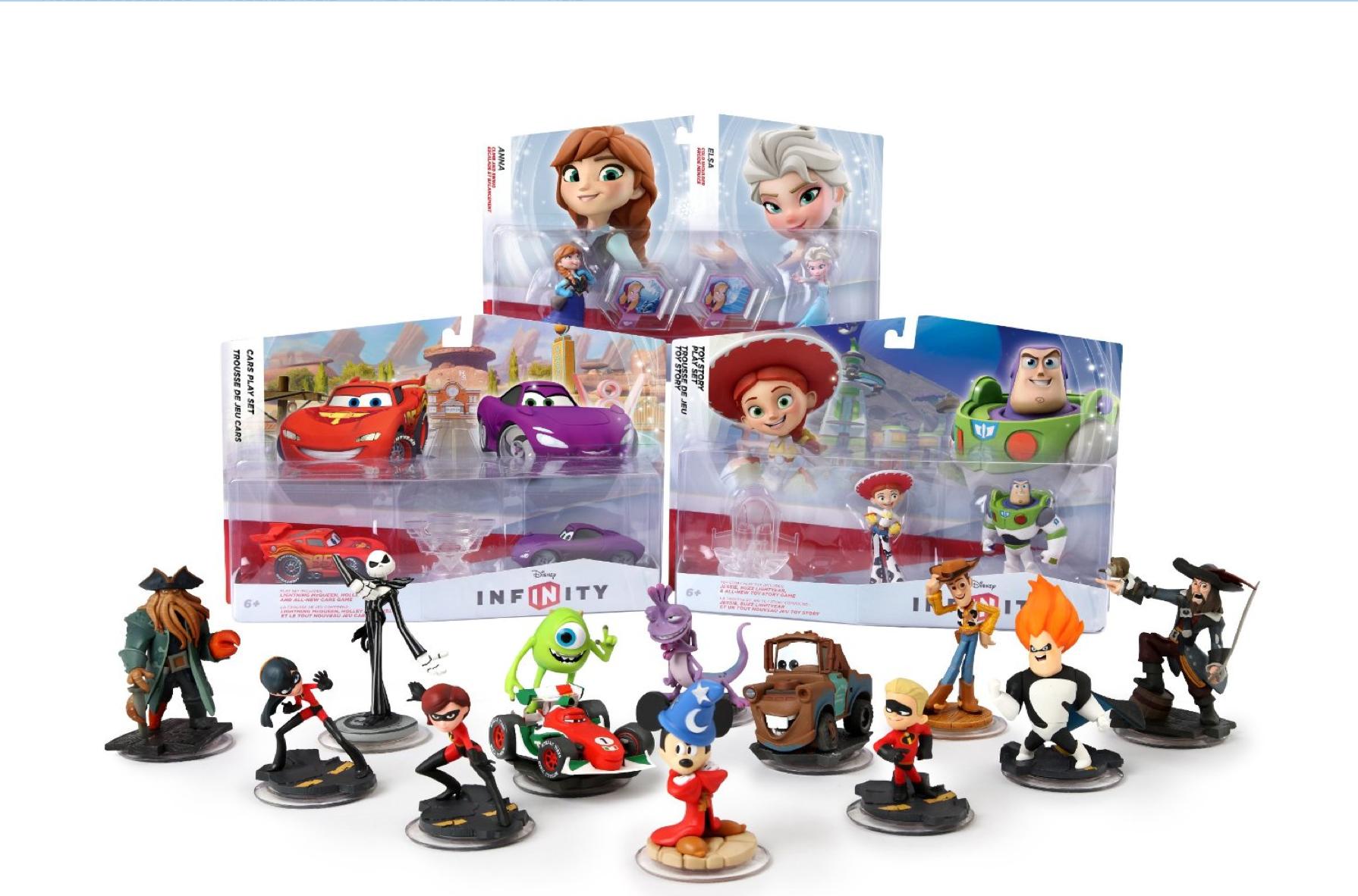Ofertas Y Packs De Disney Infinity Hobbyconsolas Juegos