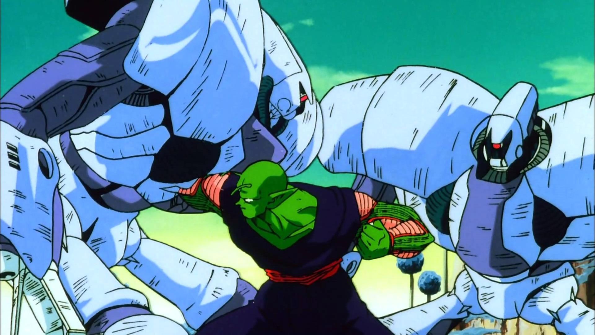 Resultado de imagen de Guerreros de fuerza ilimitada dragon ball pelicula