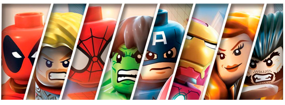 Lego Marvel Super Heroes Ps3 Wii U Xbox 360 Pc Ps