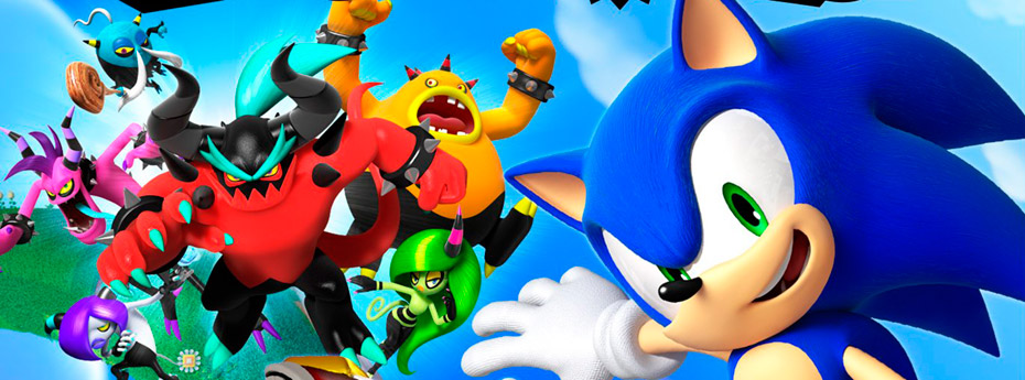 Sonic Lost World 3ds : Sonic lost world ds wii u juegos en hobbyconsolas