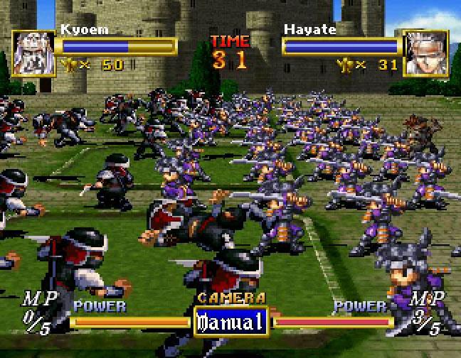 Los 20 Mejores Juegos De Sega Saturn Los 20 Mejores Juegos