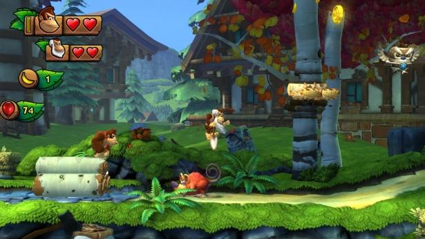 Donkey Kong Country : Tropical Freeze (WiiU & Nintendo Switch) 283541-analisis-donkey-kong-country-tropical-freeze