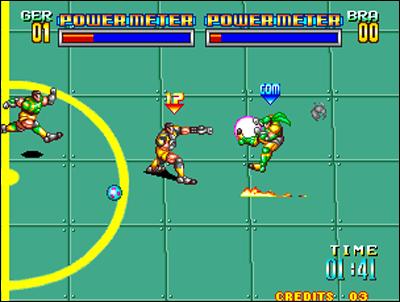 Los 20 Mejores Juegos De Neo Geo Cd Hobbyconsolas Juegos