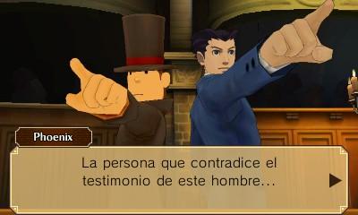 Resultado de imagen de El profesor Layton vs. Phoenix Wright Ace Attorney