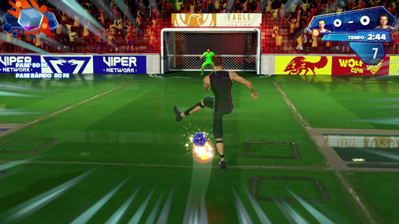 Analisis De Kinect Sports Rivals Para Xbox One Hobbyconsolas Juegos
