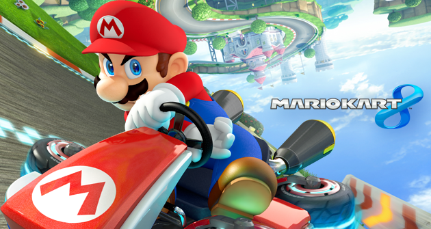 an lisis de mario kart 8 hobbyconsolas juegos. Black Bedroom Furniture Sets. Home Design Ideas