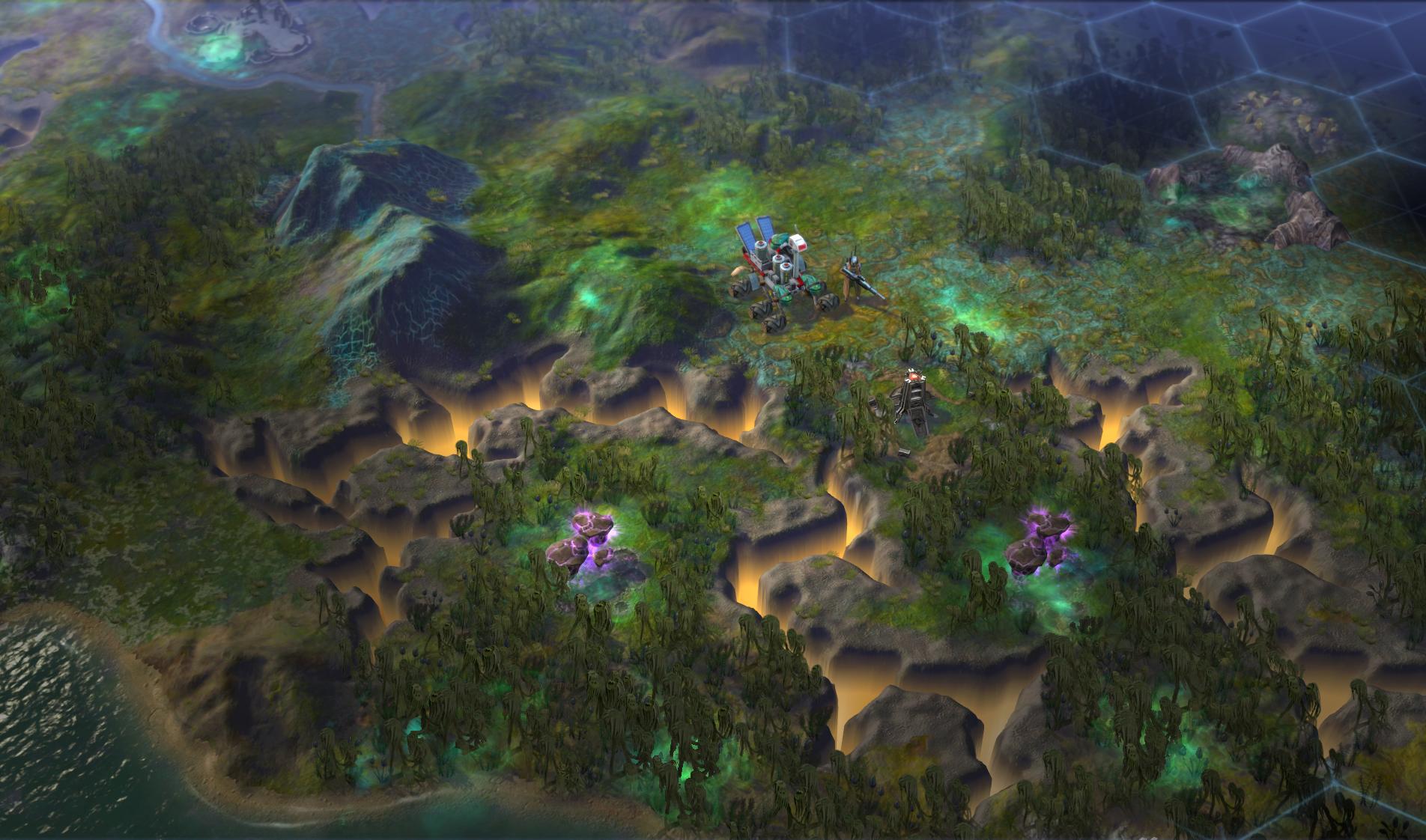 Resultado de imagen de sid meier's civilization beyond earth miasma