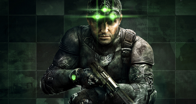 Splinter Cell Sam Fisher