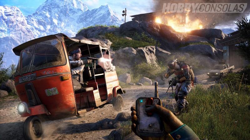 Podremos Jugar El Cooperativo Online De Far Cry 4 Sin Tener El Juego