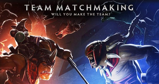 public matchmaking dota 2 Then, dota 2's beta was released, hoping to improve on many things that were limited in the warcraft 3 mod sometime during this beta, valve quietly added an unlisted matchmaking rating.