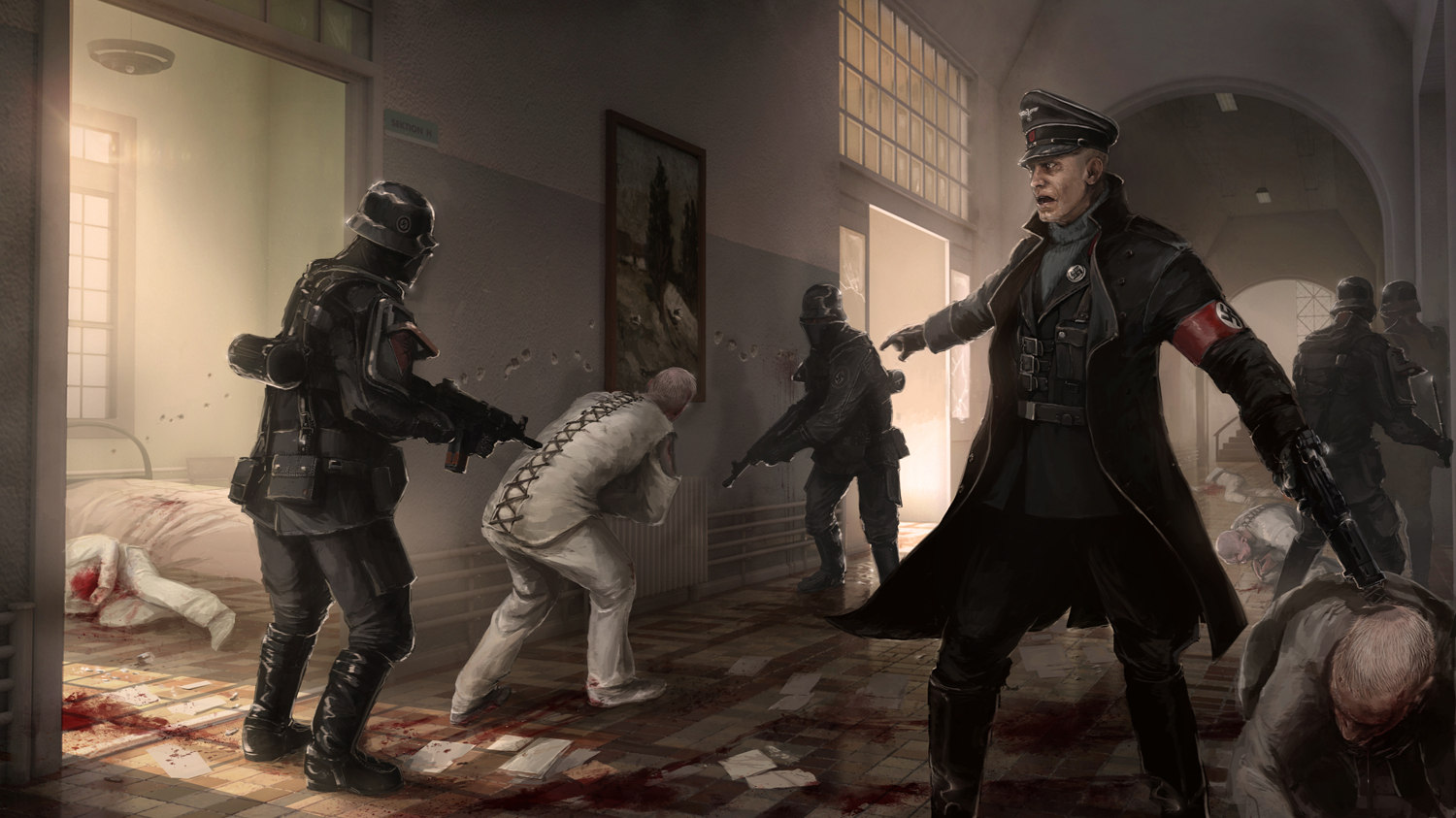 19. WOLFENSTEIN: THE NEW ORDER