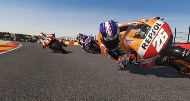 Ya está en marcha el Campeonato MotoGP 14 - HobbyConsolas Juegos