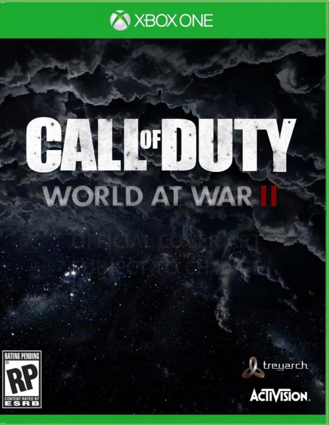 Aparece Una Extrana Caratula De Call Of Duty Para Xbox One