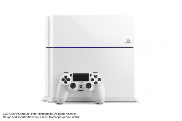 PS4 en color blanco se venderá también sin Destiny - HobbyConsolas ...