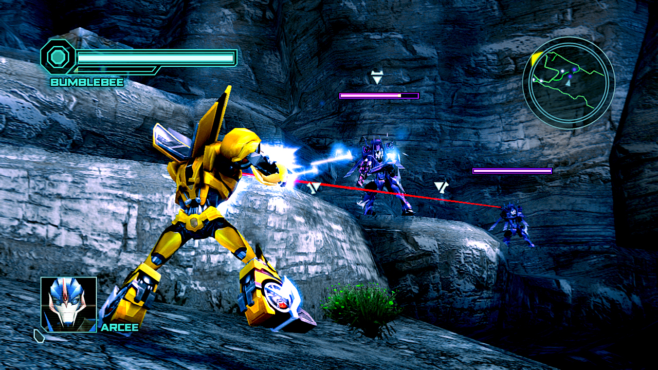 juego de transformers 3