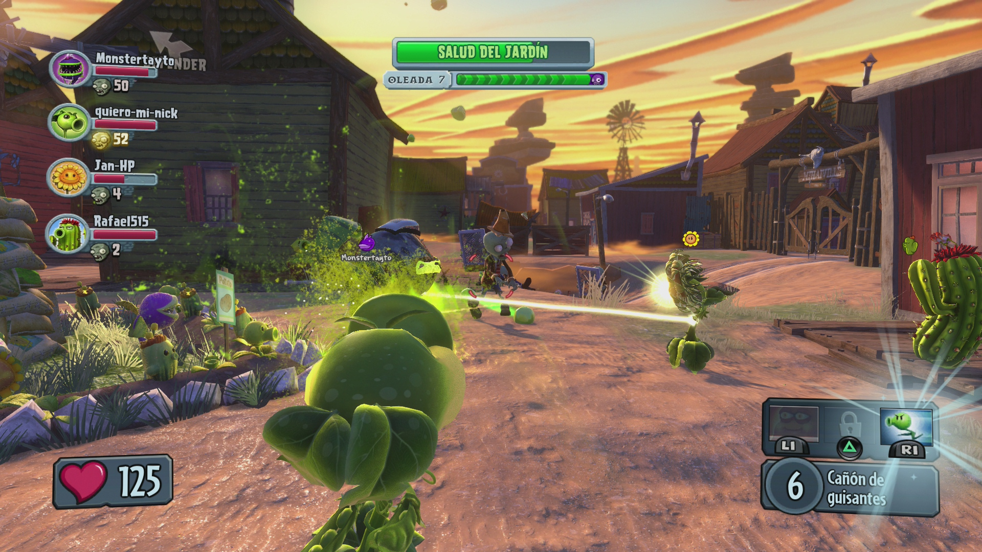 Analisis De Plants Vs Zombies Garden Warfare En Ps4 Hobbyconsolas