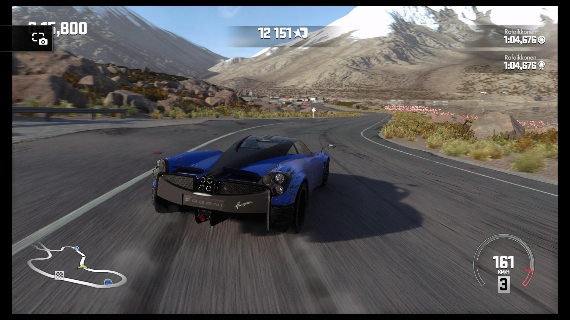 Analisis De Driveclub Para Ps4 Hobbyconsolas Juegos