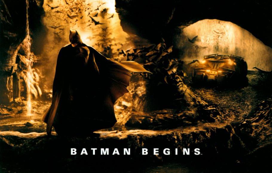 Cine De Superhéroes Crítica De Batman Begins