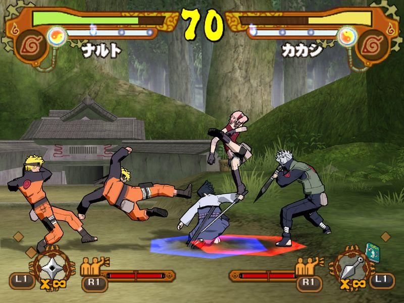 Los Mejores Juegos De Naruto Los Mejores De Top 10