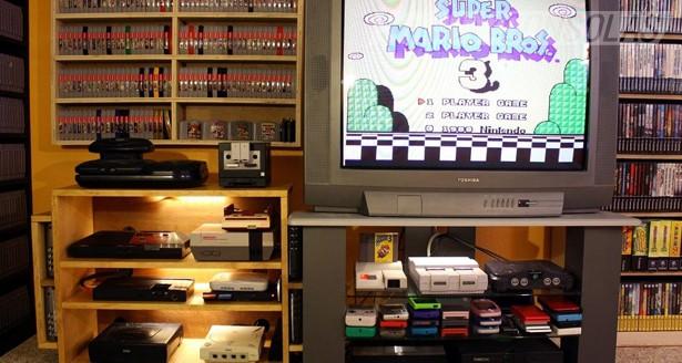 en venta una coleccin de videojuegos y consolas por dlares juegos