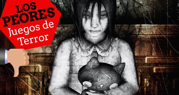 Los 10 Peores Juegos De Terror Los 10 Peores De Los Videojuegos