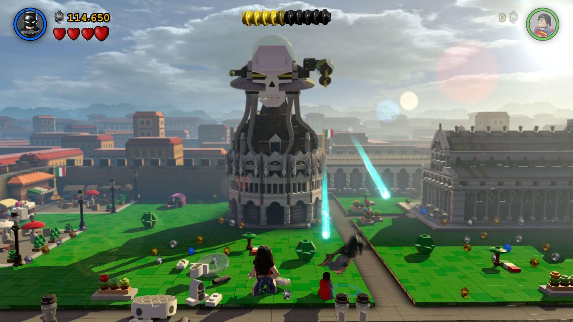 Analisis De Lego Batman 3 Mas Alla De Gotham Hobbyconsolas Juegos