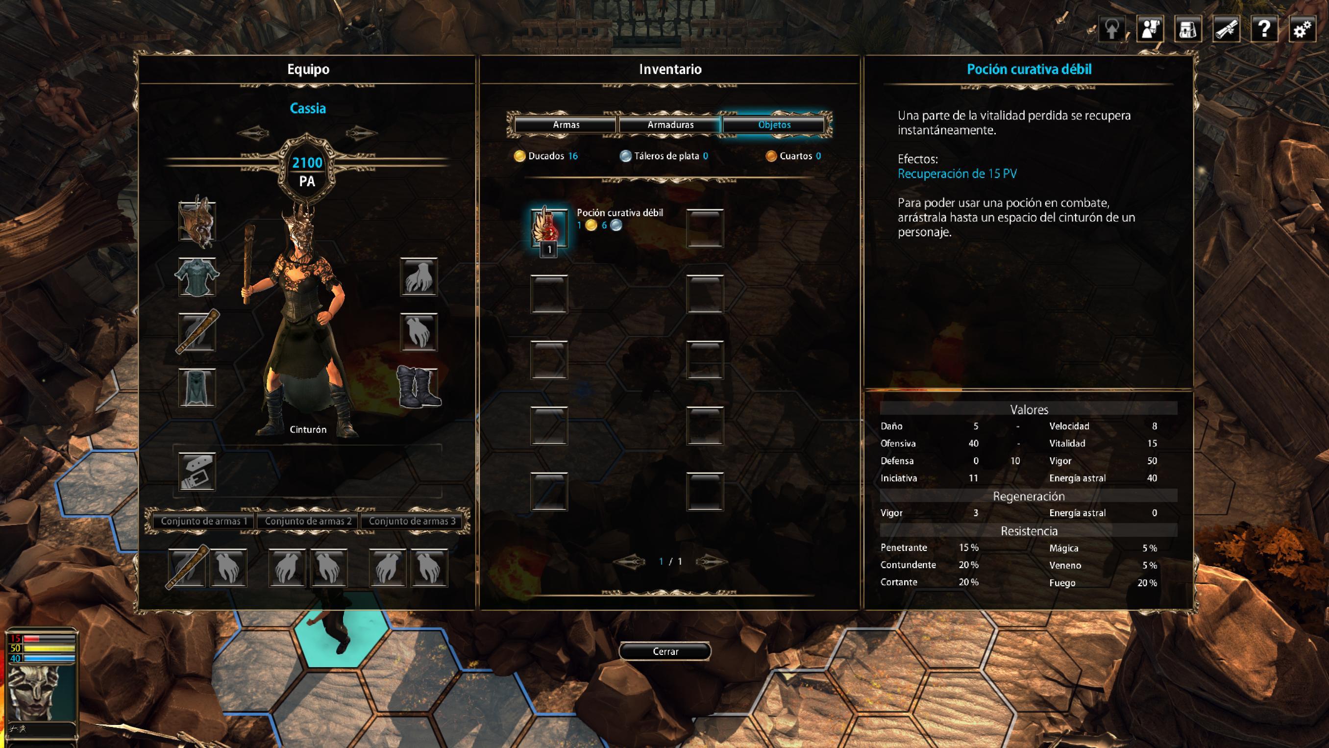 Analisis De Blackguards 2 Para Pc Hobbyconsolas Juegos
