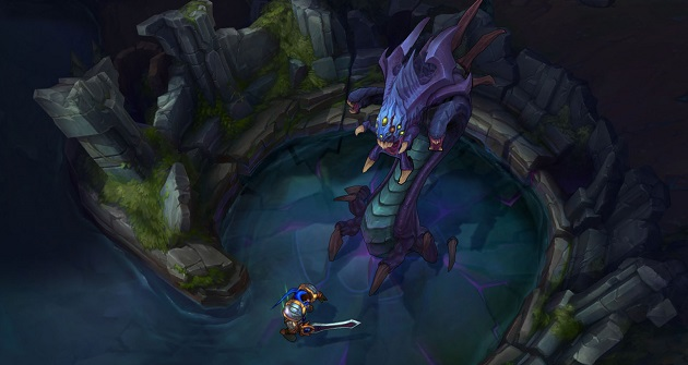 League of legends bar n nashor gu as y trucos en - Inmobiliaria baron y baron ...