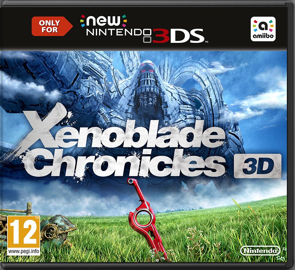 New Nintendo 3ds Las Cajas De Sus Juegos Exclusivos Hobbyconsolas